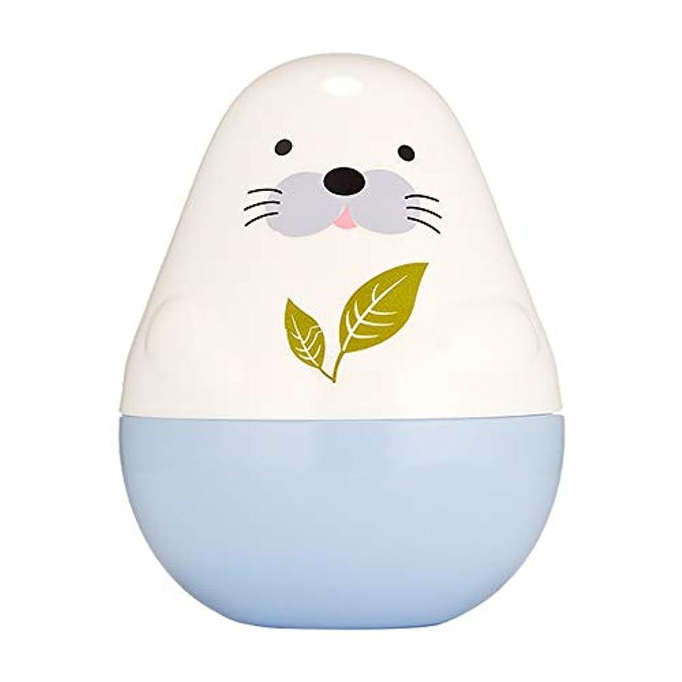 音朝辞書エチュードハウス(ETUDE HOUSE) ミッシングユー ハンドクリーム アザラシ(グリーンティーの香り) ボディクリーム 30ml