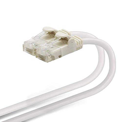エレコム LANケーブル 2m 爪折れ防止コネクタ やわらか CAT6準拠 ホワイト LD-GPY/WH2