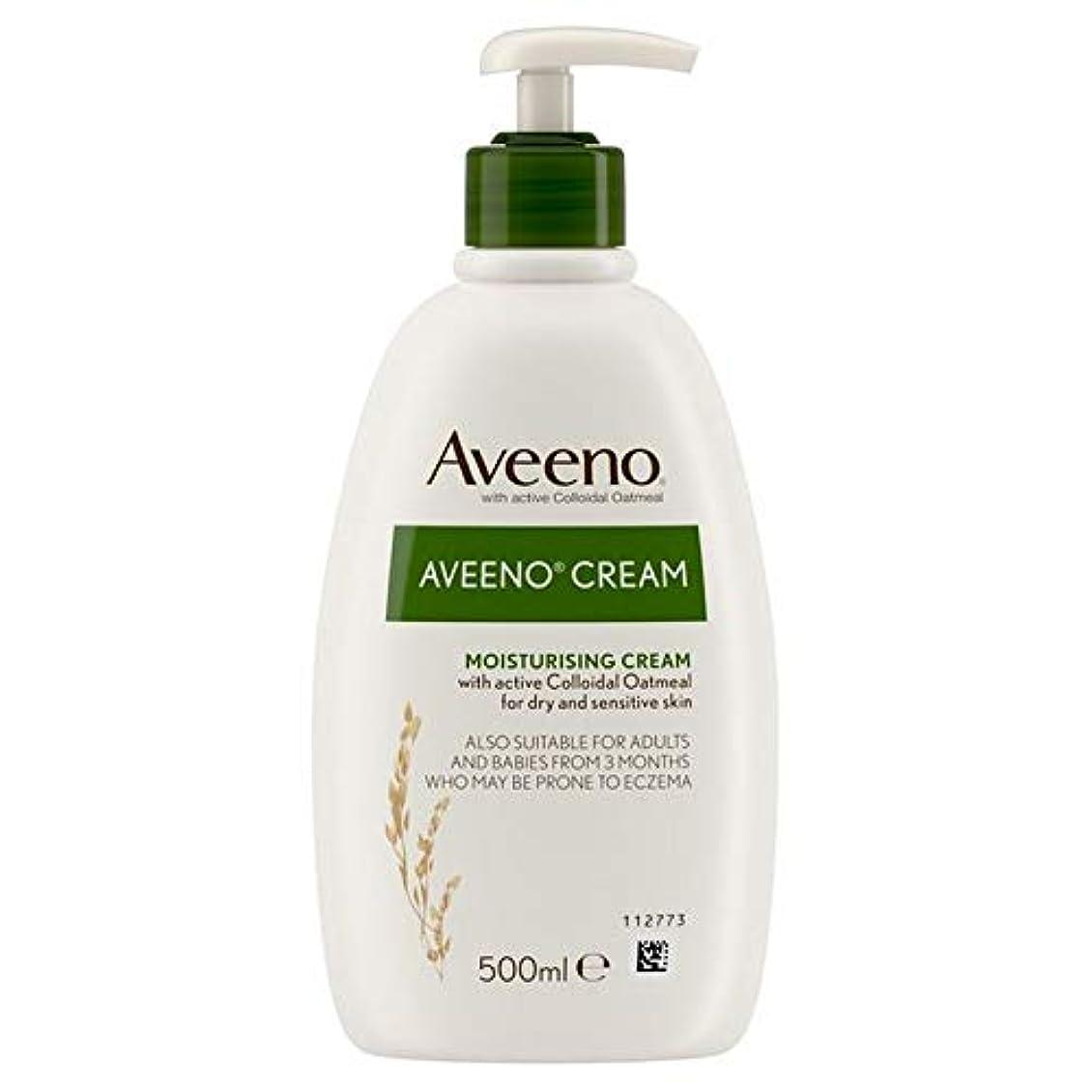 正しいハントエリート[Aveeno] Aveenoクリーム500ミリリットル - Aveeno Cream 500ml [並行輸入品]