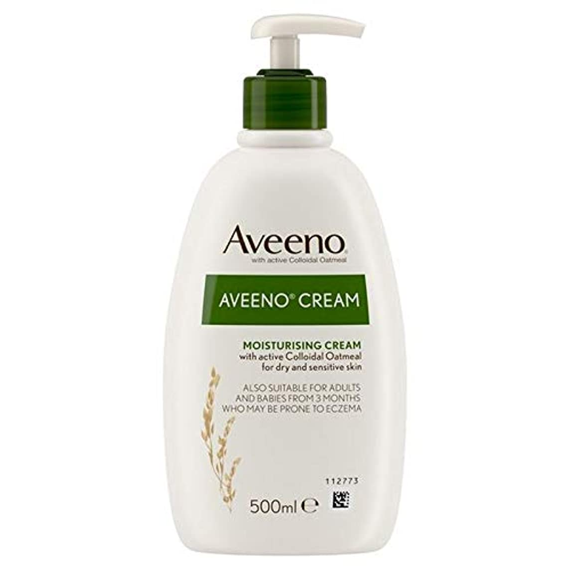 世論調査ぴかぴか検索[Aveeno] Aveenoクリーム500ミリリットル - Aveeno Cream 500ml [並行輸入品]