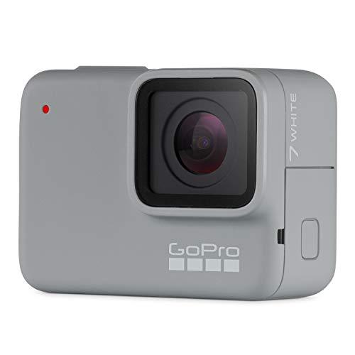 【国内正規品】GoPro HERO7 White CHDHB-601-FW ゴープロ ヒーロー7 ホワイト ウェアラブル アクション カメラ 【GoPro公式】