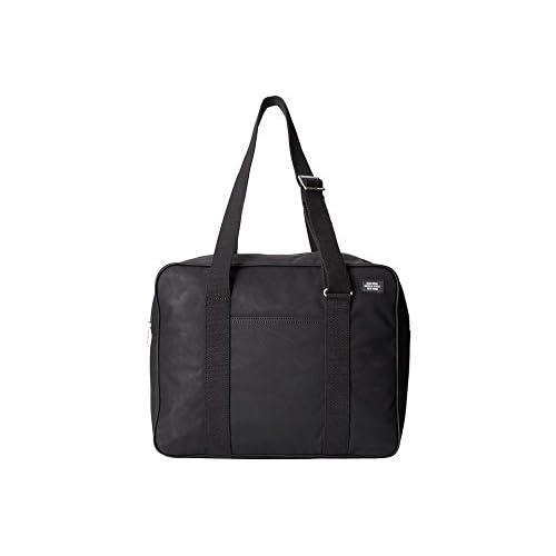 (ジャック・スペード) Jack Spade ダッフルバッグ メンズ Jack Spade Milemark Twill In-Flight Bag Black