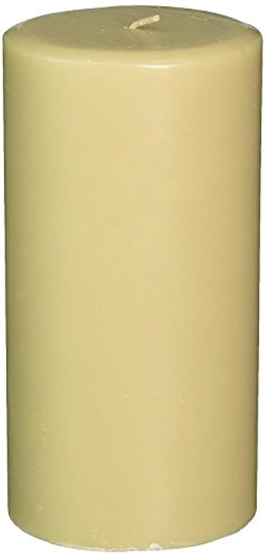 クリスチャン開いたきらきらNorthern Lights Candles Cotton Blossom & Dogwood Fragrance Palette Pillar Candle, 3 x 6' [並行輸入品]