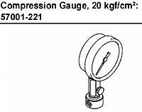 2011~2015 Ninja ZX-10R/Ninja ZX-10R ABS Kawasaki Special Tools Compression Gauge,20kgf/cm2 : K221
