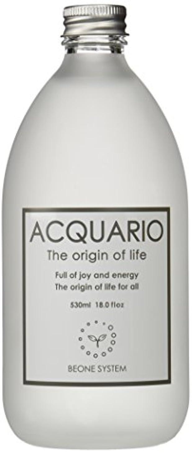 対人脆い買い物に行くアクアーリオ(自然化粧水530ml3本)