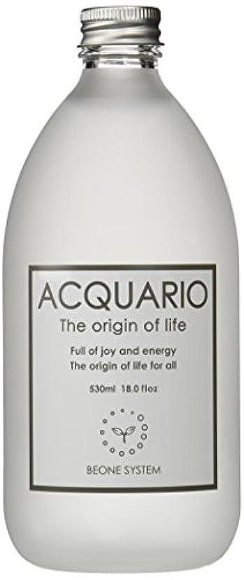 瞑想するデンプシーおっとアクアーリオ(自然化粧水530ml3本)