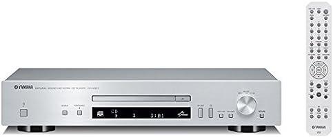 ヤマハ ネットワーク CDプレーヤー CD-N301 192kHz/24bit ハイレゾ音源対応 シルバー CD-N301(S)