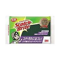 (業務用セット) スコッチ・ブライト 抗菌ウレタンスポンジたわし 大型 【×20セット】