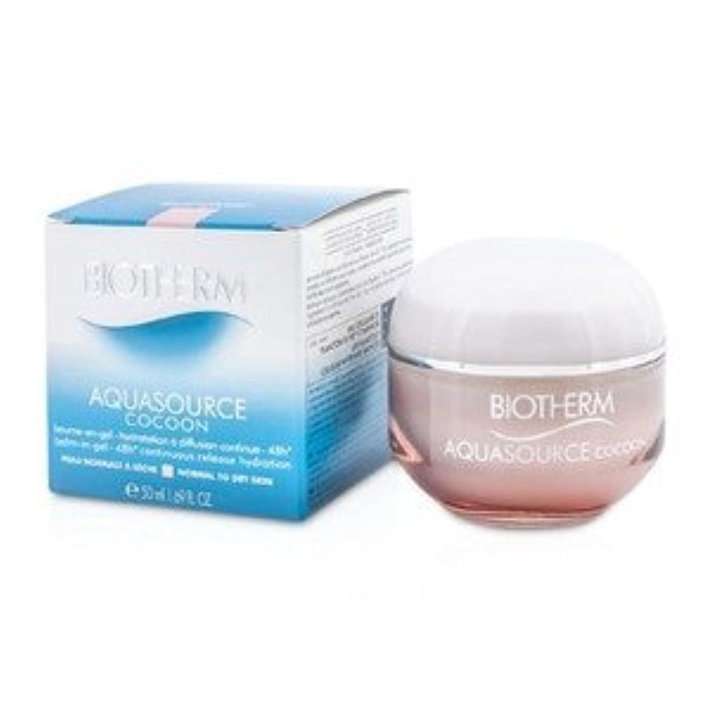 雰囲気有能な材料ビオテルム(Biotherm) アクアスルス コクーン バーム イン ジェル 48H コンティニューアス リリース ハイドレーション(Normal to Dry Skin) 50ml/1.69oz [並行輸入品]
