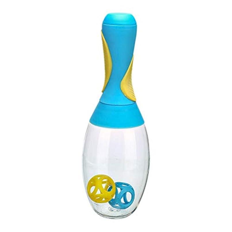 不測の事態投資欠乏Erose-BD プロテインシェイカー (500ml) 1個 シェーカーボトル ブルー