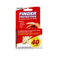 海外直送品Acu-Life Finger Protectors, 40 each by Acu-Life