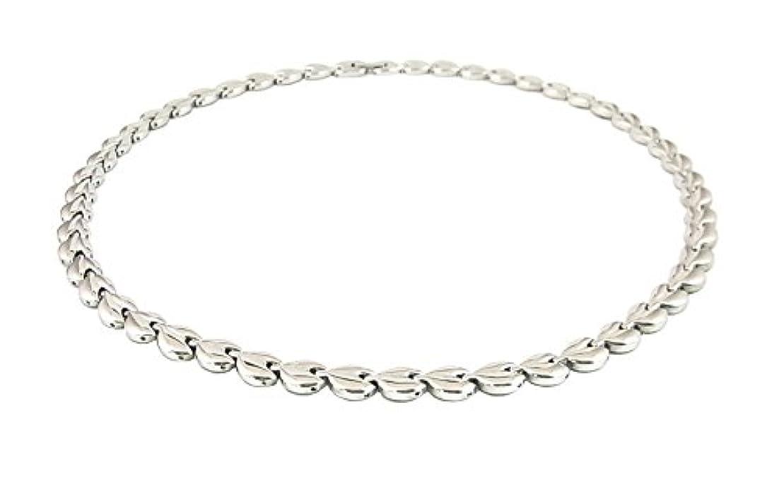 原理コードレス晴れKY-100 ゲルマニウムネックレス ゲルマニウム100粒 健康ネックレス 婦人用ネックレス ステンレス