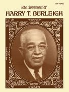 Alfred 00-EL03150 The Spirituals of Harry T. Burleigh - Music Book
