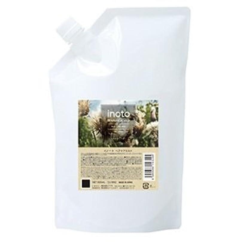 庭園ミルク将来のナプラ イノート ヘアケアミスト 500ml 詰替え用(レフィル)