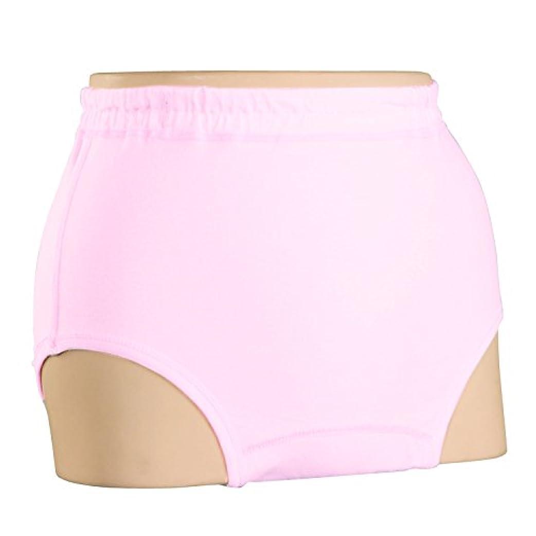 なかなか倫理的むしゃむしゃソフト吸収パンツII(婦人用)ピンクS