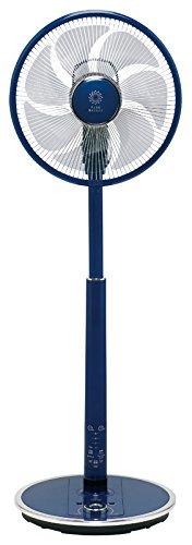 トヨトミ ハイポジション扇風機 DCモーター ブルー FS-D30IHR(A)