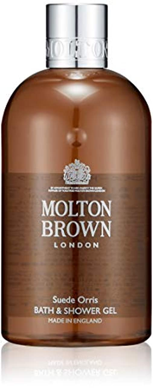 効率ソーダ水印象的なMOLTON BROWN(モルトンブラウン) スエード オリス コレクションSO バス&シャワージェル ボディソープ 300ml