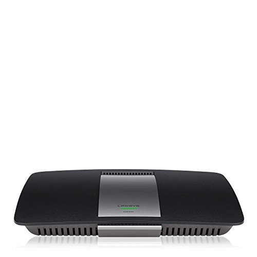 Linksys AC1200 Wi-Fi Wireless Dual-Band+ Router with Gigabit  USB Ports Smart Wi-Fi App Enabled to Control Your Network from Anywhere (EA6300) (Certified Refurbished) [並行輸入品]