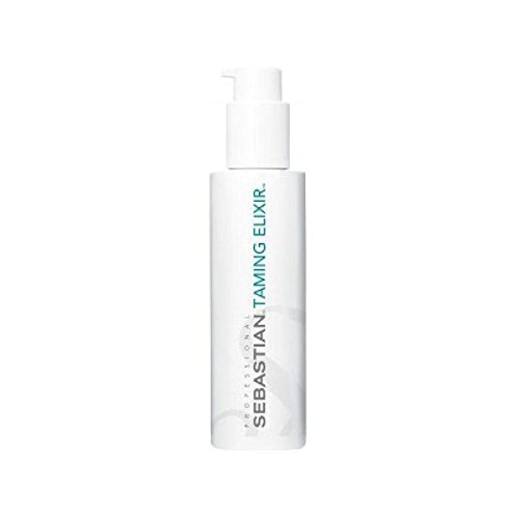 閉じる微生物ぶら下がるSebastian Professional Taming Elixir (140ml) - セバスチャンプロ使いこなすの霊薬(140ミリリットル) [並行輸入品]