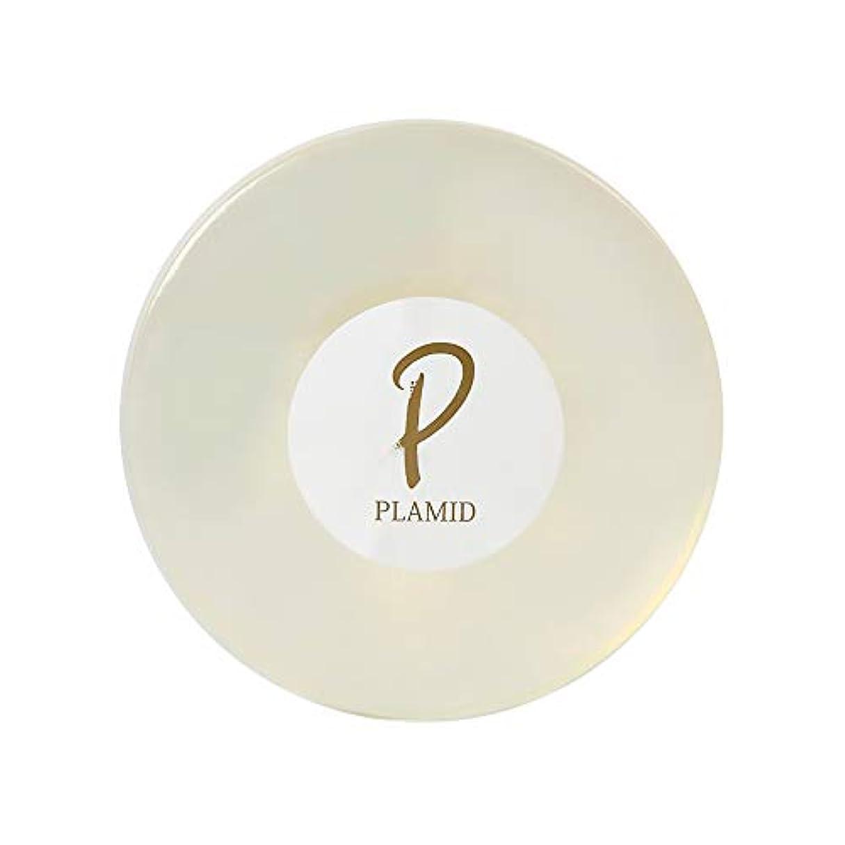 対話不当モードPLAMID プラミドクリスタルソープ(90g)馬プラセンタ配合 透明洗顔石鹸 ROTTS ロッツ