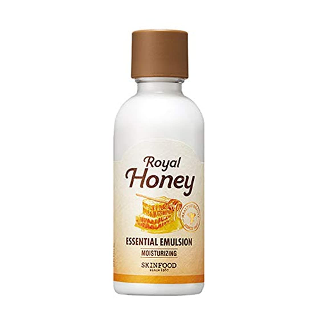 会話声を出して葡萄Skinfood ロイヤルハニーエッセンシャルエマルジョン/Royal Honey Essential Emulsion 160ml [並行輸入品]