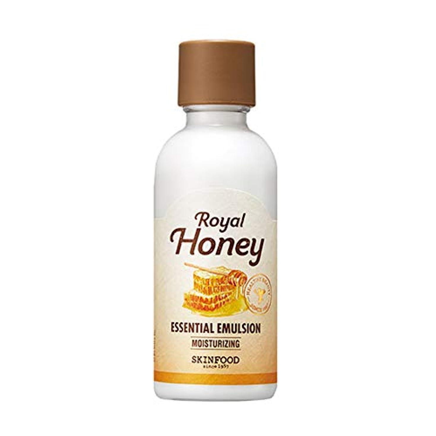 聖人農場推進力Skinfood ロイヤルハニーエッセンシャルエマルジョン/Royal Honey Essential Emulsion 160ml [並行輸入品]