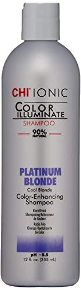 人気のスイング日Ionic Color Illuminate - Platinum Blonde Shampoo