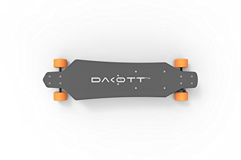 Dakott 1200 Watt 20 Mph Electric Long Skateboard, Black by Dakott