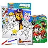 Paw Patrolカラーリングandアクティビティブックセット( 3 Coloring Books ) ブルー PP-321