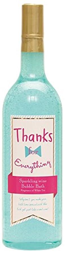 うなずくナンセンスラップトップノルコーポレーション 入浴剤 バブルバス スパークリングワイン 大容量 810ml ホワイトティーの香り OB-WIB-5-2