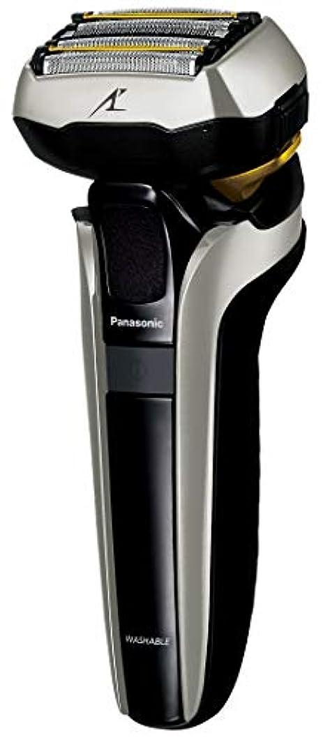 パナソニック ラムダッシュ メンズシェーバー 5枚刃 シルバー調 ES-CLV9DX-S