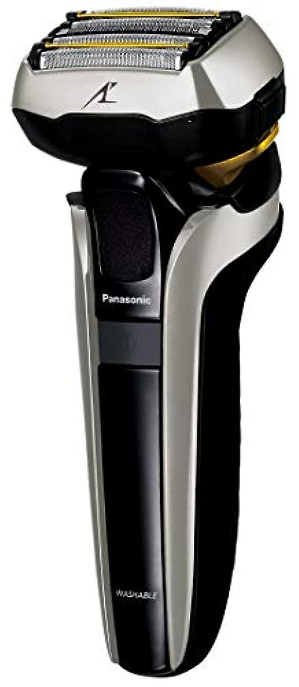 確かめるスキニーに応じてパナソニック ラムダッシュ メンズシェーバー 5枚刃 シルバー調 ES-LV9DX-S