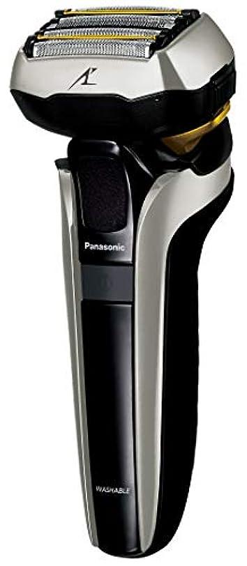 ケント調整する記録パナソニック ラムダッシュ メンズシェーバー 5枚刃 シルバー調 ES-CLV9DX-S