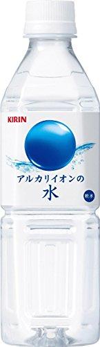 [2CS] キリン アルカリイオンの水 500ml×48本...