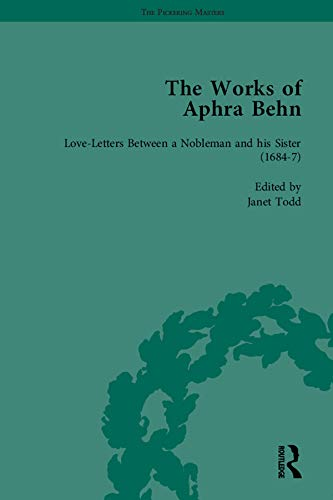 The Works of Aphra Behn: v. 2: Love Letters (The Pickering Masters) (English Edition)