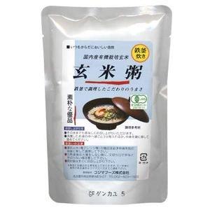 コジマフーズ 有機玄米粥 200g