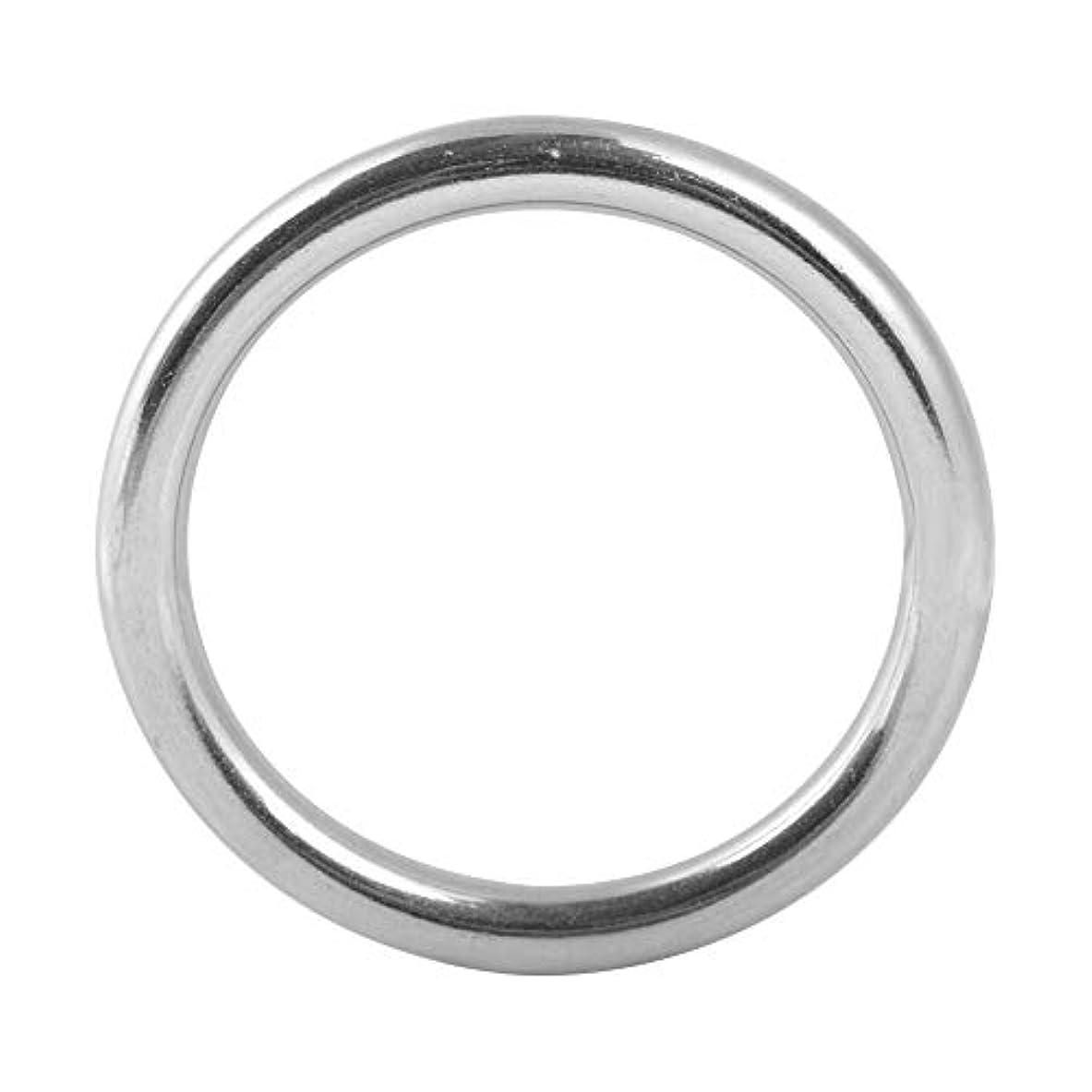 魔法名前を作る結核Oリング 304 ステンレス鋼 溶接Oリング Oラウンドリング ステンレスOリング リング径 5mm ダイビングペットアクセサリー