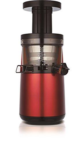ヒューロム ヒューロムスロージューサー フェラーリレッドHUROM H2H-RBA11