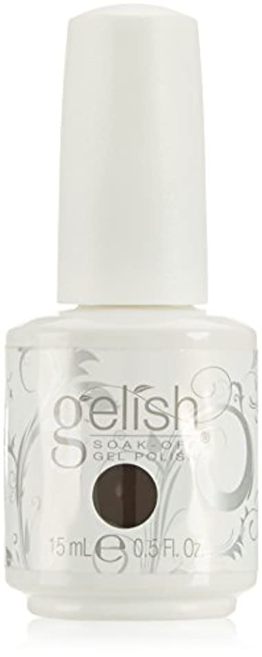 ペインティング血色の良い焦げHarmony Gelish Gel Polish - Pumps or Cowboy Boots - 0.5oz / 15ml