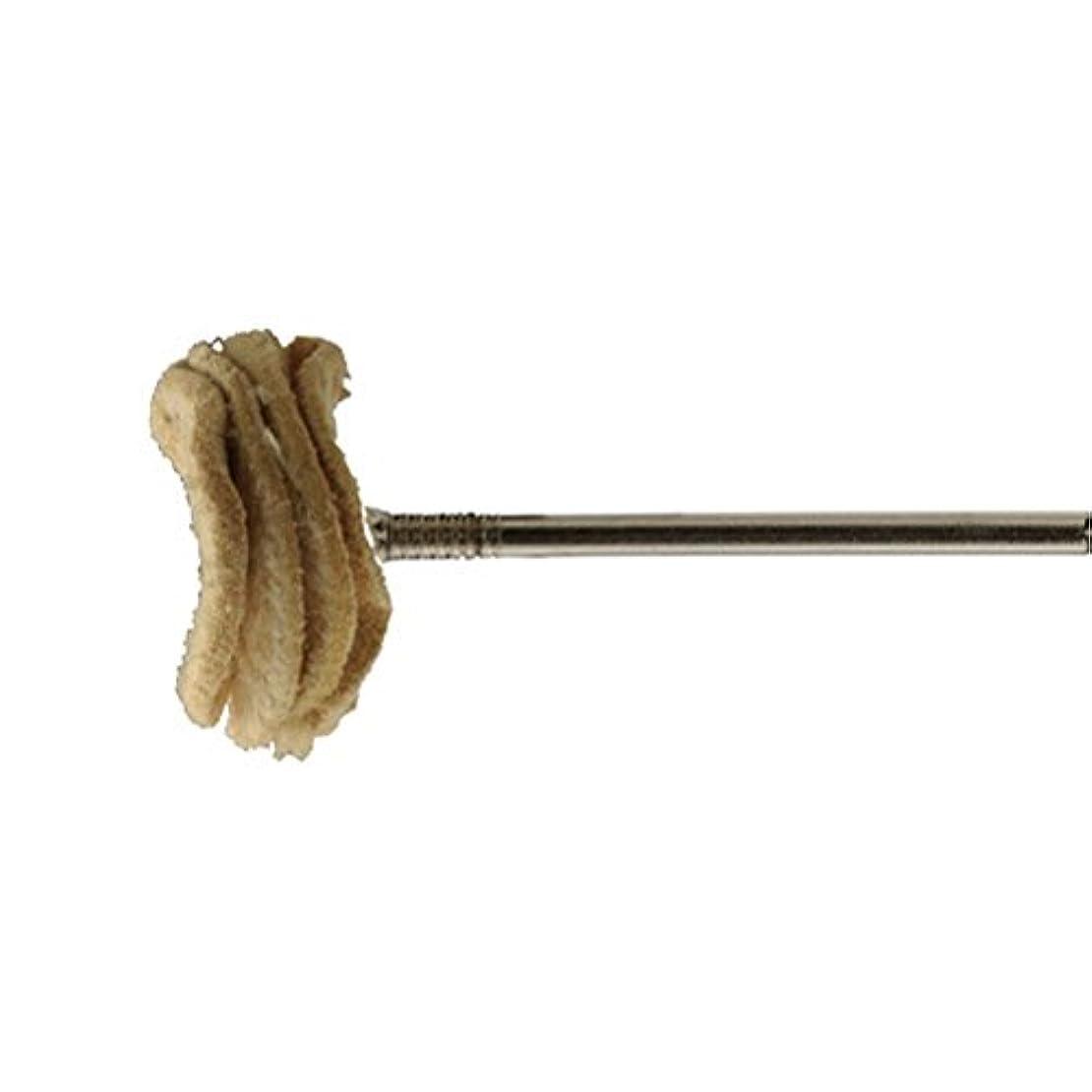 容量衰えるタイルセーム皮バフ