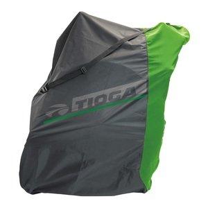 TIOGA【タイオガ】 Flex Pod【フレックスポッド】 輪行袋 (ブラック/グリーン)  BAR03902