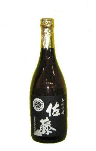 佐藤 黒麹 芋焼酎 25度 720ml