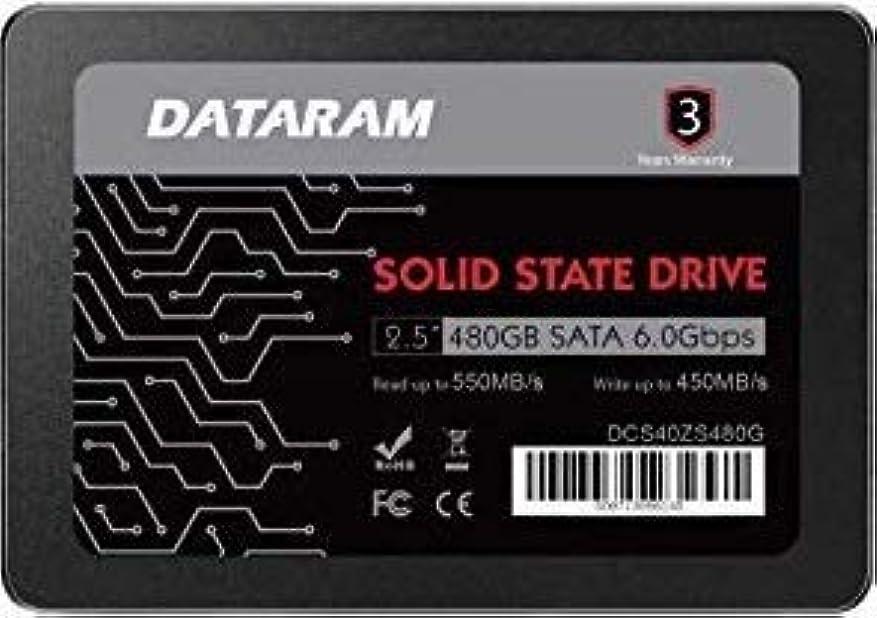 クラウン偏差食品DATARAM 480GB 2.5