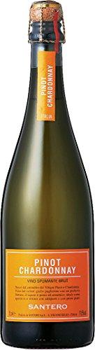 ピノ シャルドネ スプマンテ [NV] サンテロ Pinot Chardonnay Spumante [NV] Santero F.lli & C. S.p.a. イタリア 白 ピエモンテ ヴィーノ・スプマンテ 750ml