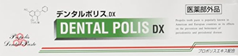 どっちあえて拡大するデンタルポリスDX  80g   3本セット   医薬部外品  歯みがき