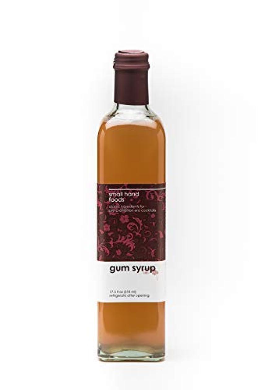横爵アトミックSMALL HAND FOODS Gum Syrup 500 ml [並行輸入品]