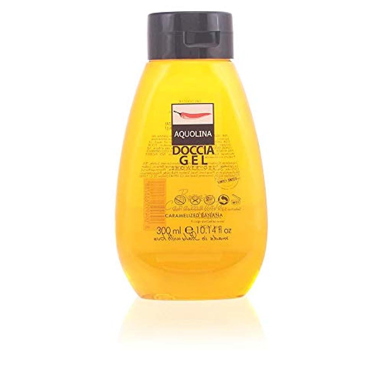 試用ナット桃【アクオリナ】トラディショナル シャワージェル バナナ 300ml [並行輸入品]