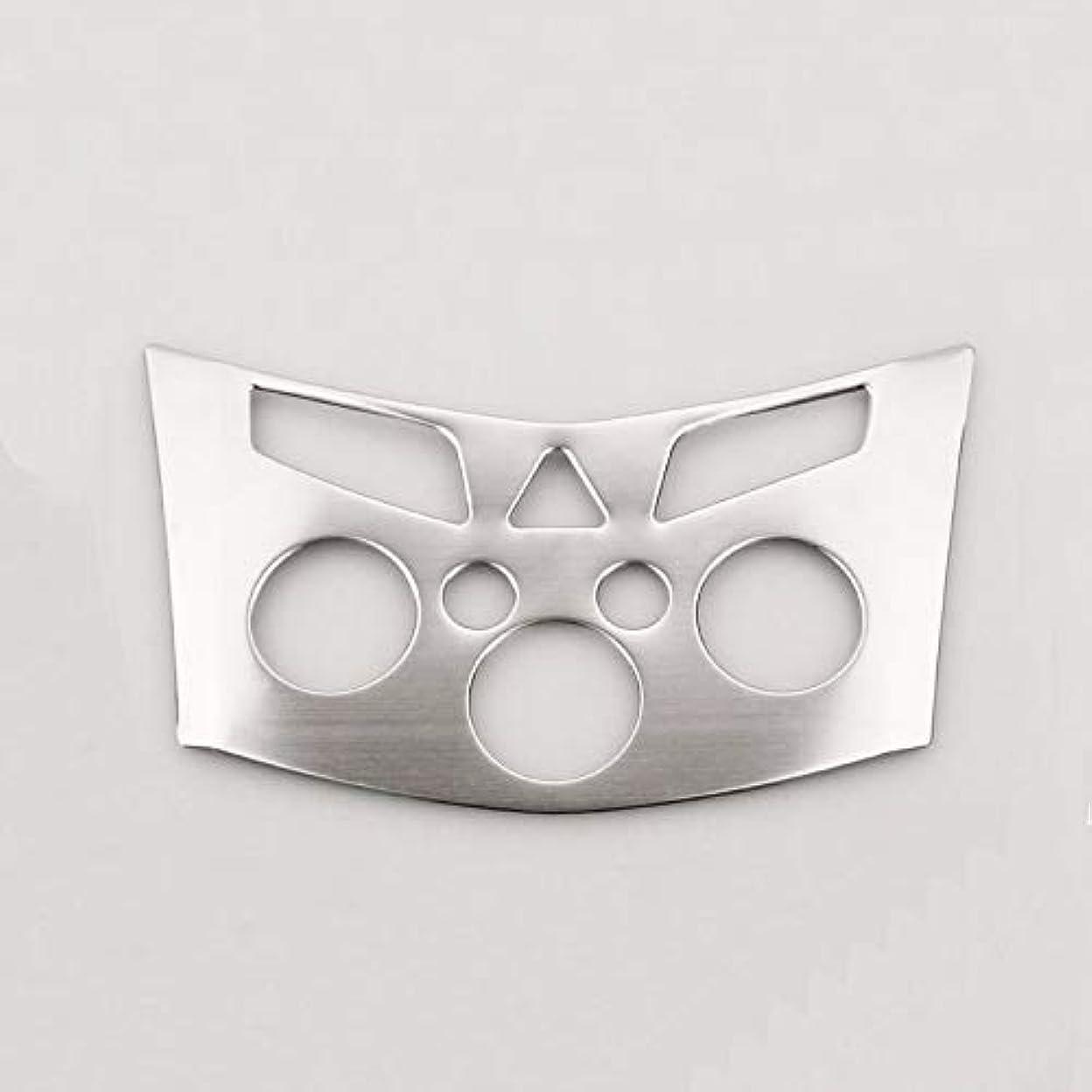 瞑想するたくさんの量Jicorzo - Car Styling Air Conditioning Adjust Switch Panel Cover Trim Sticker Interior Decor Car Covers For Chevrolet...
