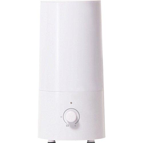 PRISMATE アロマ 超音波式 加湿器 GF-72H-WH
