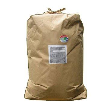秋田県産 ササニシキ 特別栽培米 玄米 無農薬 無化学肥料 めんこいお米 30kg 令和元年産